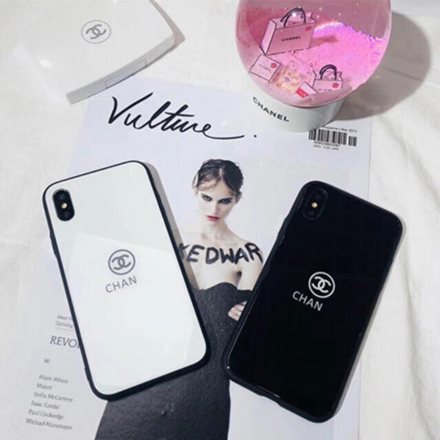 ヴィトン iphone7plus ケース 安い 、 CHANEL - CHANEL iPhone7plus 鏡面ケース ブラックの通販 by lihua41's shop|シャネルならラクマ