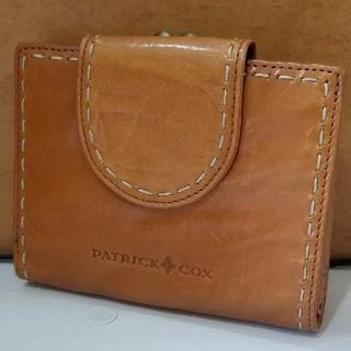 パトリックコックス(PATRICK COX)のパトリックコックス 2つ折り財布(財布)