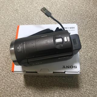 ソニー(SONY)の(美品)HDR-CX680 SONY (ビデオカメラ)