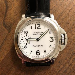 オフィチーネパネライ(OFFICINE PANERAI)のパネライ ルミノールマリーナ PAM00003(腕時計(アナログ))