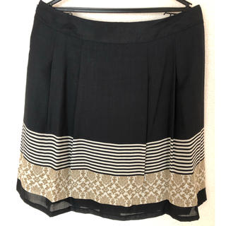 アールユー(RU)のフレアースカート(ひざ丈スカート)