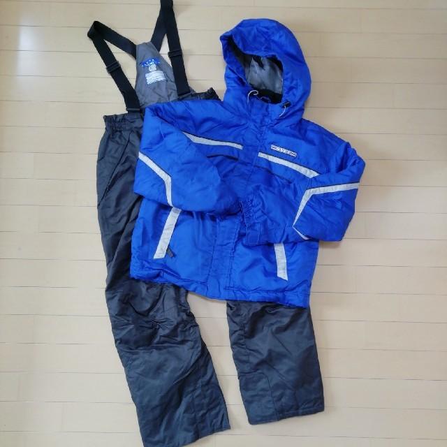 子供用スキーウェアセット 150 スポーツ/アウトドアのスキー(ウエア)の商品写真