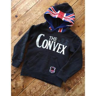 コンベックス(CONVEX)のコンベックス パーカー 110(Tシャツ/カットソー)