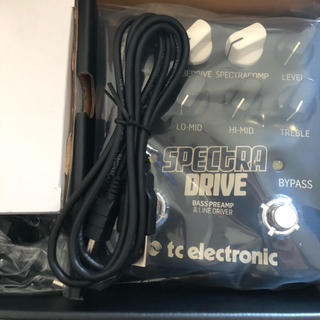 tc electronic SPECTRA DRIVE(その他)
