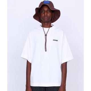 ドゥルカマラ(Dulcamara)のADANS GLITCH LOGO T-SHIRTS(Tシャツ/カットソー(半袖/袖なし))