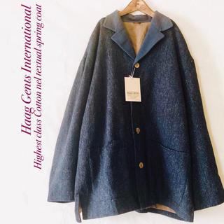 スティーブンアラン(steven alan)の新品未使用◆haaggents woolcotton tweed jacket(ピーコート)