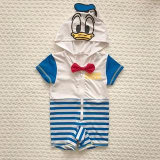 ディズニー(Disney)のsususu様専用   ドナルド 水着 90(水着)