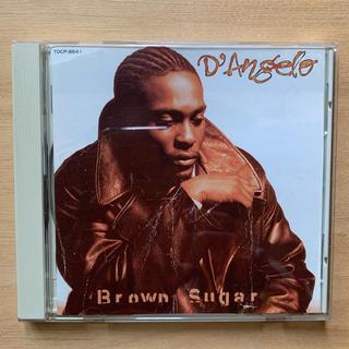 D' Angelo / Brown Sugar(R&B/ソウル)