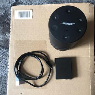 ボーズ(BOSE)のBose SoundLink Revolve Bluetooth(ブラック)(スピーカー)