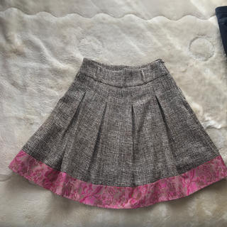 チユキ(CHIYUKI)のCHIYUKI スカート(ひざ丈スカート)