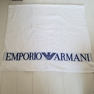 エンポリオアルマーニ(Emporio Armani)のEMPORIO ARMANI エンポリオ・アルマーニ 大判タオル(その他)