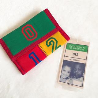 ベネトン(BENETTON)のベネトン ナイロン財布(財布)