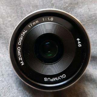 オリンパス(OLYMPUS)の単焦点レンズ M.ZUIKO DIGITAL 17mm F1.8(レンズ(単焦点))