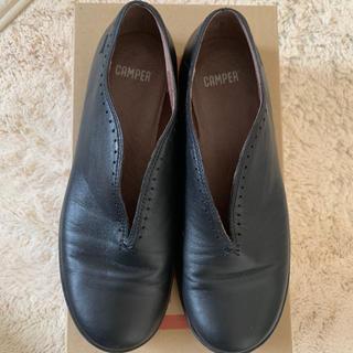 カンペール(CAMPER)のCAMPER パンプス 37(ローファー/革靴)