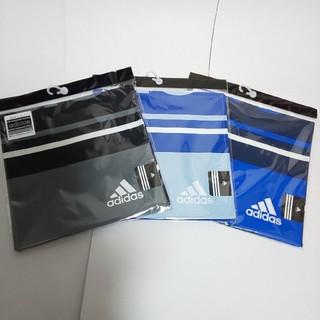 アディダス(adidas)のadidas 長方形ランチーフ 3枚セット アディダス ランチクロス ナフキン(テーブル用品)