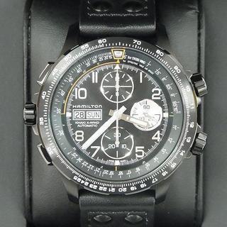 ハミルトン(Hamilton)のハミルトン カーキ アビエーション Xウィンド H77736733 S24996(腕時計(アナログ))