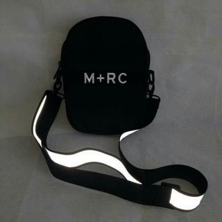 ノワール(NOIR)のM+RC NOIR マルシェノア  全反射 ショルダーバッグ  ブラック 新品 (ショルダーバッグ)