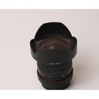 キヤノン(Canon)のSAMYANG サムヤン 14mm f2.8 ED AS IF UMC キヤノン(レンズ(単焦点))