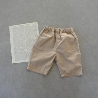 9237da574761f MUJI (無印良品) チノパン 子供 パンツ スパッツ(男の子)の通販 18点 ...