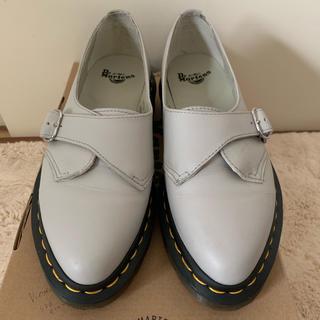 ドクターマーチン(Dr.Martens)のドクターマーチン AGNES UK4 USED美品(ローファー/革靴)