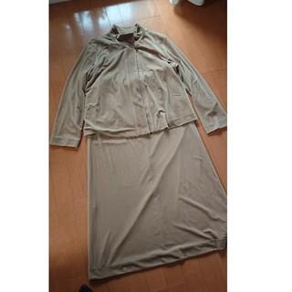クリスチャンオジャール(CHRISTIAN AUJARD)のベロアのスーツ(スーツ)