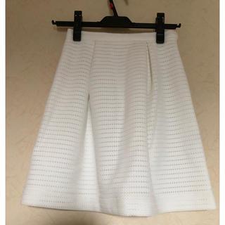 アールユー(RU)のRU フレアスカート(ひざ丈スカート)