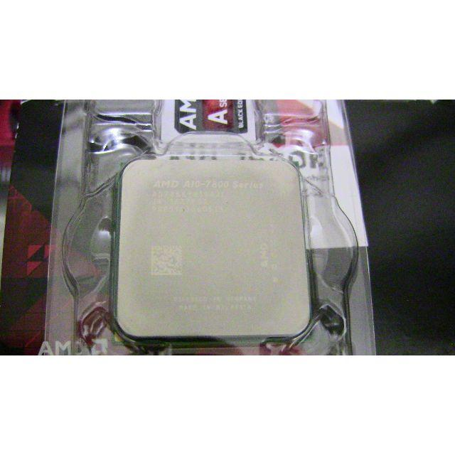 FM2+ A10 7860K &メモリ16GB 2400Hz スマホ/家電/カメラのPC/タブレット(PCパーツ)の商品写真