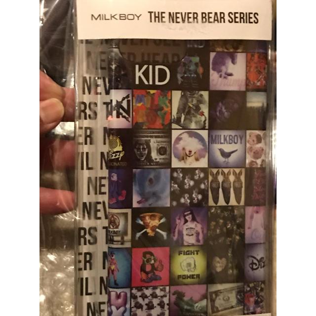 MILKBOY(ミルクボーイ)のMILKBOY Instagram iPhone plus 背面ケース カバー スマホ/家電/カメラのスマホアクセサリー(iPhoneケース)の商品写真
