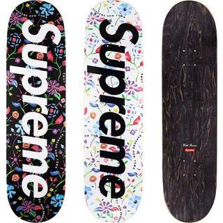 シュプリーム(Supreme)のSupreme シュプリーム 19SS Floral Skateboard(スケートボード)