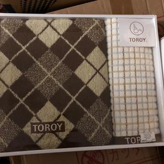 トロイ(TOROY)のTOROY バスタオルセット(タオル/バス用品)