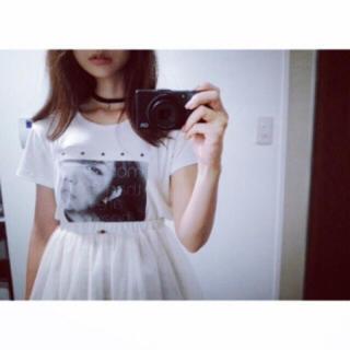 クレイミー(Crayme,)のTシャツ 菅野結以 Crayme,(Tシャツ(半袖/袖なし))
