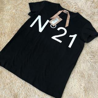 ヌメロヴェントゥーノ(N°21)のNo21 新品未使用 Tシャツ(Tシャツ(半袖/袖なし))