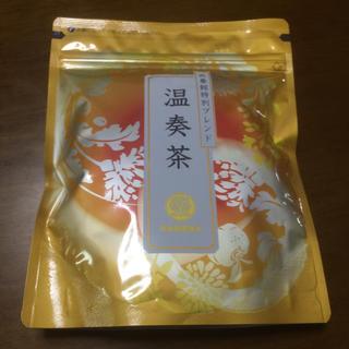 サイシュンカンセイヤクショ(再春館製薬所)の温奏茶(健康茶)