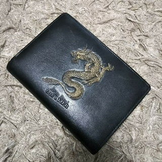ジャンポール・ゴルチエ  小銭入れ付き 折り畳み財布