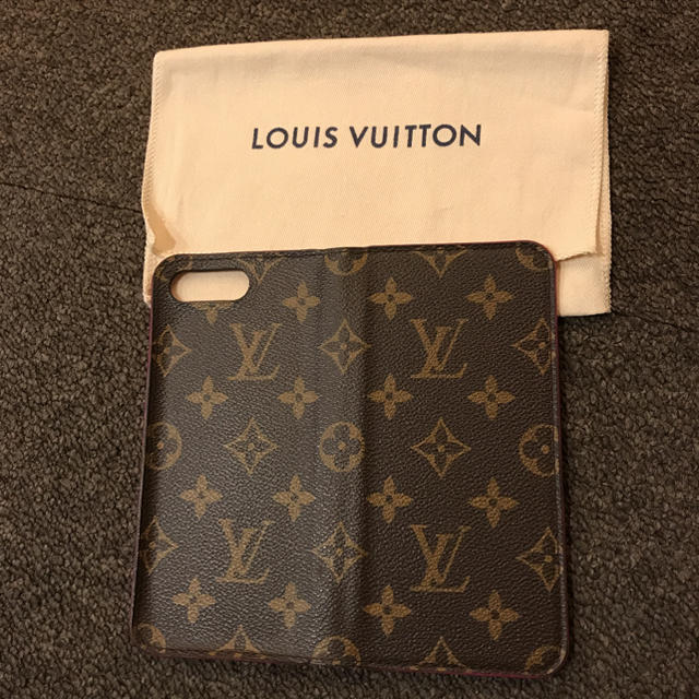 louis iphone7 ケース | LOUIS VUITTON - ルイ ヴィトン iPhone7plus ケースの通販 by ももらく's shop|ルイヴィトンならラクマ
