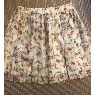 シンシアローリー(Cynthia Rowley)のシンシアローリーのスカート(ミニスカート)
