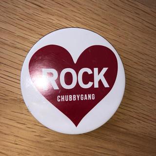 チャビーギャング(CHUBBYGANG)のCHUBBYGANG✩バッチ(バッジ/ピンバッジ)