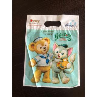 ディズニー(Disney)のダッフィー ❤︎ショップ袋(ショップ袋)