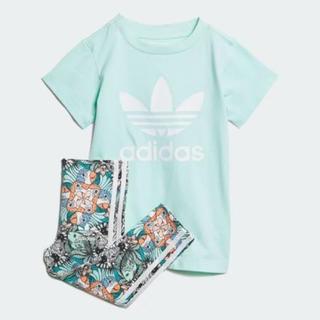 アディダス(adidas)のadidas セットアップ(Tシャツ)
