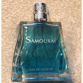 サムライ(SAMOURAI)のsamourai サムライ オーデトワレ 100ml(香水(男性用))