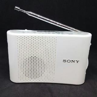ソニー(SONY)のソニーコンパクトラジオ(ラジオ)