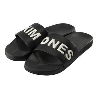 キムジョーンズ(KIM JONES)の【未使用品!】キム ジョーンズ GU コラボ シャワーサンダル(サンダル)