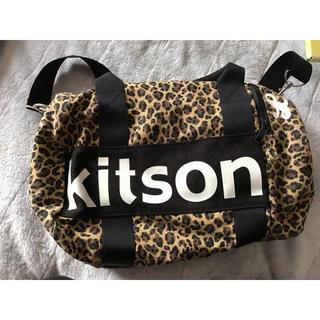 キットソン(KITSON)のkitson ボストンバッグ(ショルダーバッグ)