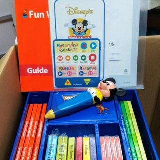 Disney - DWE ミッキーマジックペンアドベンチャーセット