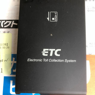 日産純正ETC(ETC)