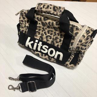 キットソン(KITSON)のkitson キットソン ショルダーバッグ ヒョウ柄(ショルダーバッグ)