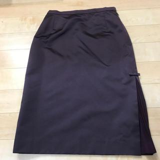 ハナエモリ(HANAE MORI)の★ひろんさま専用です!!HANAE MORI 未使用スカート 40 (ひざ丈スカート)