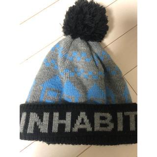 インハビダント(inhabitant)のinhabitant    ニット帽(ニット帽/ビーニー)