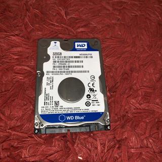 ウォルサム(Waltham)の2.5inch HDD320GB SATA(PCパーツ)