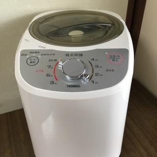ツインバード(TWINBIRD)のコンパクト精米器(調理道具/製菓道具)